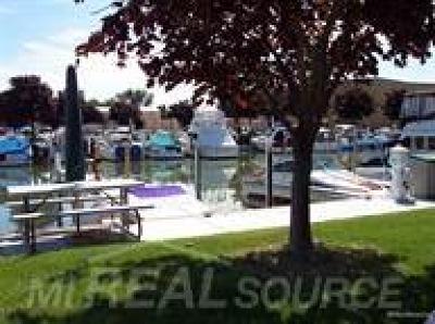 Harrison Twp Residential Lots & Land For Sale: 60 Lexington Wharf