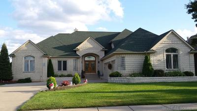 Shelby Twp Single Family Home For Sale: 13232 Towering Oaks Drive