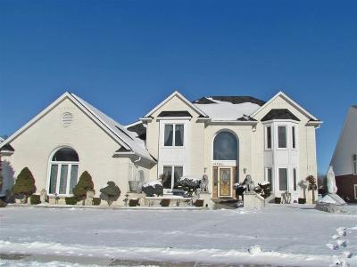 Shelby Twp Single Family Home For Sale: 14785 Sparrow