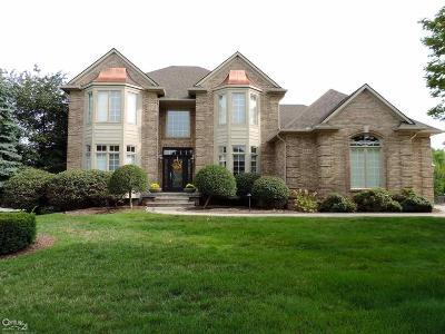 Shelby Twp Single Family Home For Sale: 2141 Kingscross