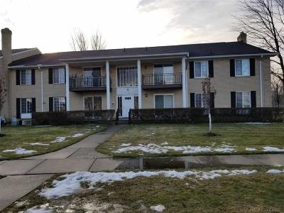 Sterling Heights Condo/Townhouse For Sale: 11720 Ina Drive