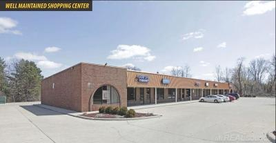 Shelby Twp Commercial Lease For Lease: 54750 Mound