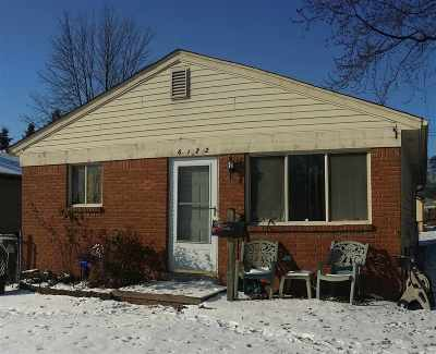 Taylor Single Family Home For Sale: 6122 Cherokee