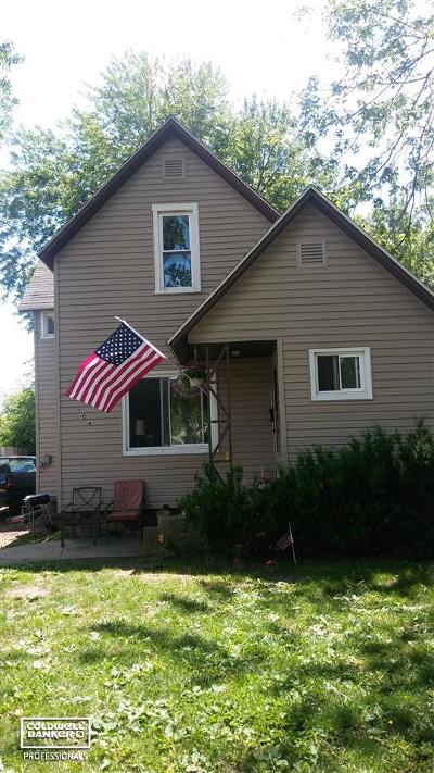 St. Clair Multi Family Home For Sale: 106 E Wood