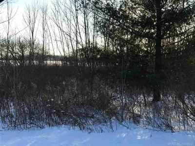 St. Clair Residential Lots & Land For Sale: Belle River Road