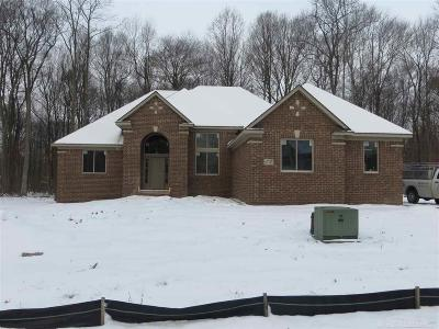 Richmond Twp Single Family Home For Sale: 67787 Joewood