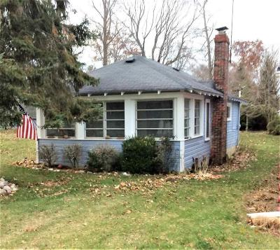 Burtchville Single Family Home For Sale: 3692 Shorewood