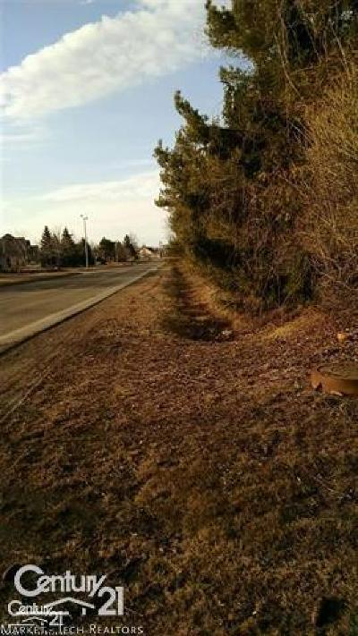 Chesterfield Twp Residential Lots & Land For Sale: 52329 Baker