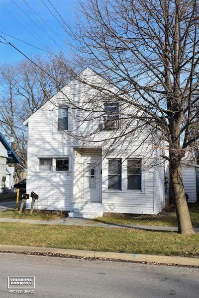 St. Clair Multi Family Home For Sale: 812 Stone St