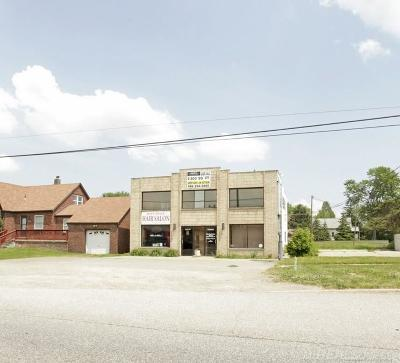Clinton Township Commercial Lease For Lease: 35438 Harper