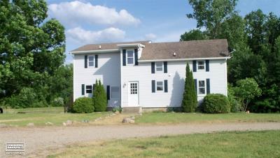 Lapeer Single Family Home For Sale: 2323 S Blacks Corners