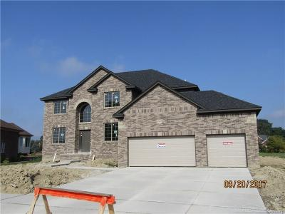 New Baltimore Single Family Home For Sale: 35637 Windridge