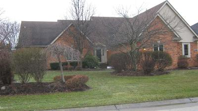 Shelby Twp Single Family Home For Sale: 2228 Regency Hills Dr