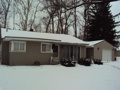 Shelby Twp Single Family Home For Sale: 5727 Forcier
