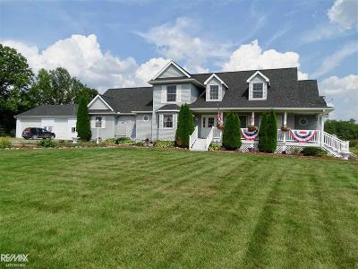 Saint Clair Single Family Home For Sale: 301 Pine Ridge