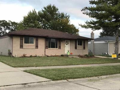 Macomb Single Family Home For Sale: 46918 McKenna