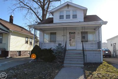 Eastpointe Single Family Home For Sale: 22510 Rein