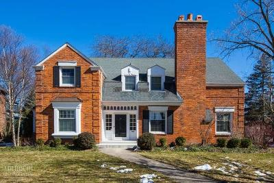 Grosse Pointe Park Single Family Home Pending: 1136 Balfour