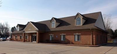 Clinton Township Commercial Lease For Lease: 16645 15 Mile