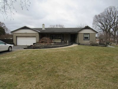 Taylor Single Family Home For Sale: 8424 Mortenview