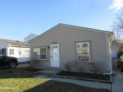 Clinton Township Single Family Home For Sale: 20472 Nicke Street