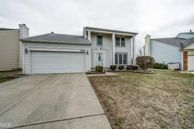 Sterling Heights Single Family Home For Sale: 35628 Eastmont