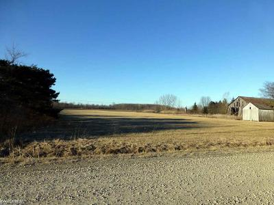Casco Residential Lots & Land For Sale: Springborn Rd