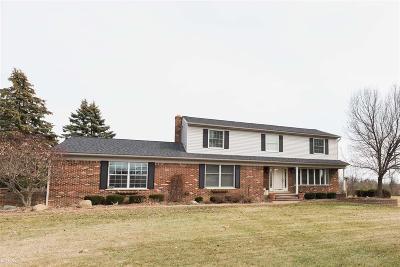 Armada Single Family Home For Sale: 73820 True Rd