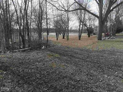 Richmond Twp Residential Lots & Land For Sale: 29988 Armada Ridge Rd
