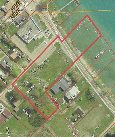 Harsens Island Residential Lots & Land For Sale: South Channel