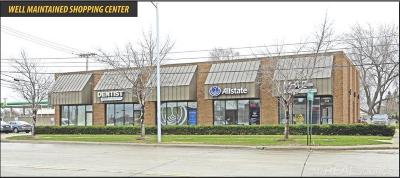 Commercial Lease For Lease: 141 W 13 Mile