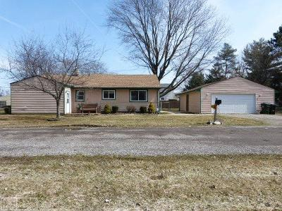 Rochester Hills Single Family Home For Sale: 2887 Copperstone
