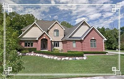 Shelby Twp Single Family Home For Sale: 56587 Copperfield Drive