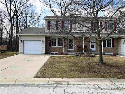 St. Clair Condo/Townhouse For Sale: 1440 Whispering Woods Ln