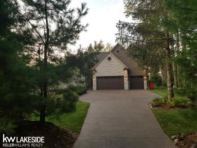 Macomb Single Family Home For Sale: 6260 29 Mile