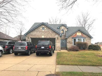 Sterling Heights Single Family Home For Sale: 4641 Bayleaf