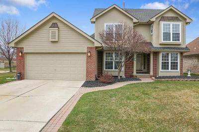 Sterling Heights MI Single Family Home For Sale: $274,000