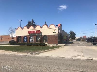 Commercial/Industrial For Sale: 32451 John R