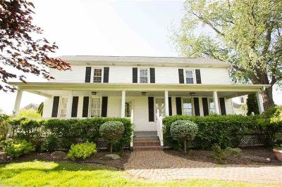 Richmond Single Family Home For Sale: 30341 School Section Rd
