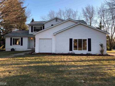 Rochester Hills Single Family Home For Sale: 1835 N Fairview Ln