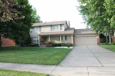 Troy Single Family Home For Sale: 1903 N Lake