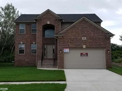 Macomb MI Single Family Home For Sale: $329,900