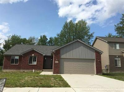 New Haven Single Family Home For Sale: 30240 Redford