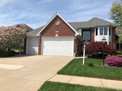 Macomb Twp Single Family Home For Sale: 54885 Cabrillo Dr.