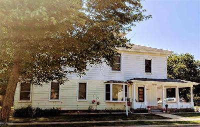 Armada Single Family Home For Sale: 74645 Burk