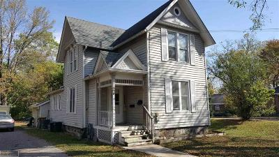 Richmond Single Family Home For Sale: 67774 S Main St