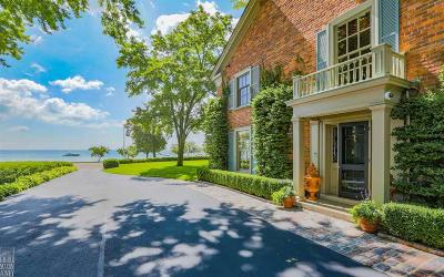 Grosse Pointe Farms Single Family Home For Sale: 415 Lake Shore