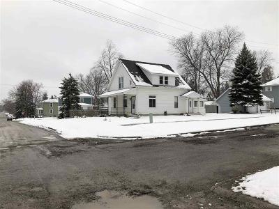Saint Clair Single Family Home For Sale: 402 S Eighth