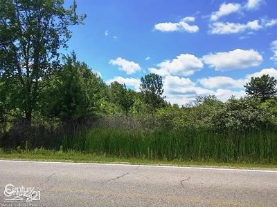 Marine City MI Residential Lots & Land For Sale: $49,900