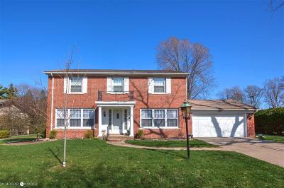 Grosse Pointe Shores Single Family Home For Sale: 796 Michaux Ln